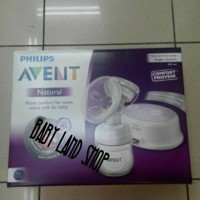 Jual AVENT Philips single electric breast pump Natural Murah
