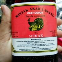 minyak gosok akar lawang