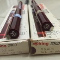 Jual Pen Rotring 2000 Murah