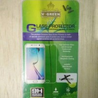 Tempered Glass V-Green - Smartfren Andromax V2