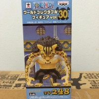 One Piece World Collectable Figure WCF vol.30 Rob Lucci