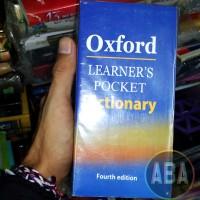harga Kamus Pocket / Kamus Saku Oxford Learners Pocket Dictionary Edisi 4 Tokopedia.com