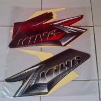 harga Striping/Sticker/List Yamaha RX-King Thn. 2008. Tokopedia.com
