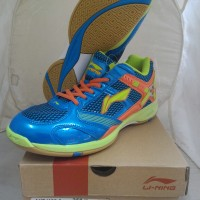 (ORIGINAL) Sepatu Lining Super Star II Badminton Shoes
