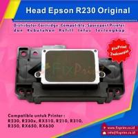 harga Head Printer Ori Epson R230 R230x RX510 R210 R310 R350 RX650 RX630 Tokopedia.com