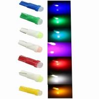 LAMPU LED T5 CERAMIC INDIKATOR / SPEEDOMETER MOTOR / MOBIL