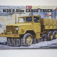 harga Academy Model Kit US M35 2.5Ton Cargo Truck Tokopedia.com