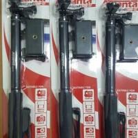 Jual Tongsis Tongkat narsis Attanta SMP-07 Hitam camera GoPro SJCAM Murah Murah