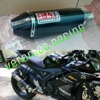 Knalpot Yoshimura USA R15/Xabre/Vixion/CB150R/CBR150/Byson/Tiger dll