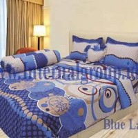 bedcover set internal uk 180rby BLUELAGOON