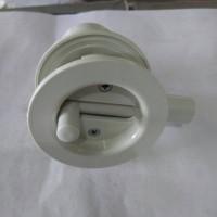 Tarikan Pintu PVC GNP / Kunci bulat PVC / Kunci Pintu WC PVC