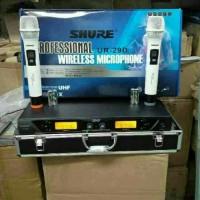 Mic wireless shure UR 29 D