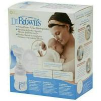 breast pump manual Dr browns