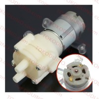 PRIMING DIAPHRAGM WATER PUMP MOTOR 6V - 12V DC POMPA AIR FOOD GRADE