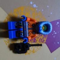 Lego Ice cave man
