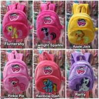 harga Tas Ransel Anak - Ransel Boneka Karakter 2 Rest Little Pony Sz M Tokopedia.com