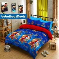 Seprei Boboi Boy Movie Katun Lokal Uk.120x200x25 / Single Bed