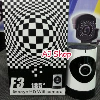 Fisheye HD Camera Wifi Wireless P2P Online