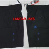 harga Celana Adidas Running Pendek Parasut Import #HBR Tokopedia.com