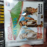 CD UPACARA PENGANTENAN ADAT SUNDA