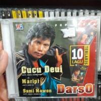 CD DARSO - 10 LAGU TERBAIK POP SUNDA VOL.1