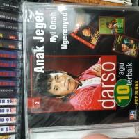 CD DARSO - 10 LAGU TERBAIK POP SUNDA VOL.2