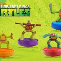 Happy Meal Ninja Turtles, Michael Angelo