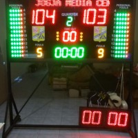 Papan skor basket murah 180x90cm