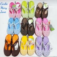 Sandal Crocs Carlie Mary Jane