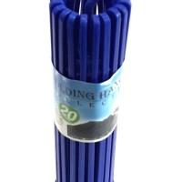 Gantungan Baju Anak Bulat 20 Sticks Biru Apollo