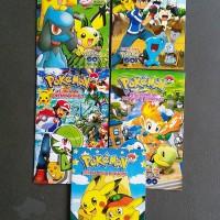 Buku Komik Pokemon Go