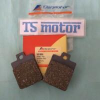 harga Disk pad (kampas rem depan) vespa LX Tokopedia.com