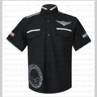 harga Baju Kemeja Motorsports Harley Davidson #15 Size: XL Kode: BKD018 Tokopedia.com
