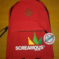Tas Distro Sablon Screamous