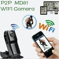 IP CAMERA MINI WIFI CMOS HD P2P WEB CAMERA ANDROID IOS murah keren go