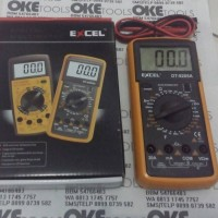 harga Multimeter/Multitester/Avometer Digital DT9205 Tokopedia.com