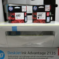 HP DeskJet Ink Advantage 2135 All-in-One Printer Free Tinta
