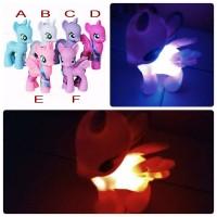 harga Miniatur figure little pony lampu Tokopedia.com