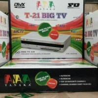 RECEIVER TANAKA T-21 BIG TV MPEG4