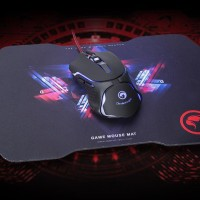 MARVO Gaming Mouse M309 + Mousepad G7 Scorpion