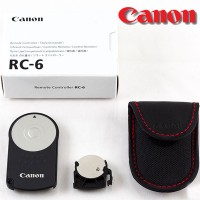 Canon RC-6 Wireless Remote Shutter IR - Infra Red Trigger