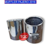harga Mitsubishi Pajero 2016 Muffler / Sabung Knalpot  Original-tdc Tokopedia.com