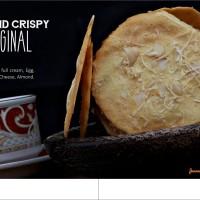 Jual Kue Almond Crispy Bandung (Oleh-oleh Surabaya) Murah