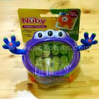 Tempat Snack Nuby Monster Snack Keeper iMonster