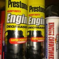 Prestone heavy duty Engine Degreaser (water based) kemasan 500ml