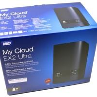 WD My Cloud EX2 6TB