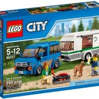 LEGO City, Van & Caravan (60117)