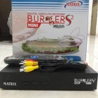 Matrix Burger S 2 Mini . Scam Aktif Power Vu