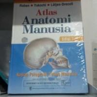 Atlas Anatomi Manusia Rohen Yokochi edisi 7