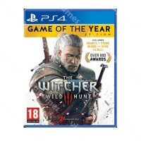 PS4 The Witcher 3 Wild Hunt Game of the Year Edition - Reg 3
